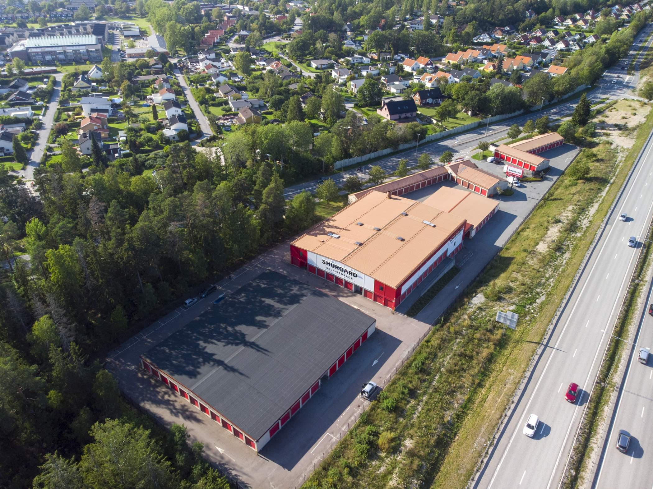 Shurgard Self-Storage Jakobsberg