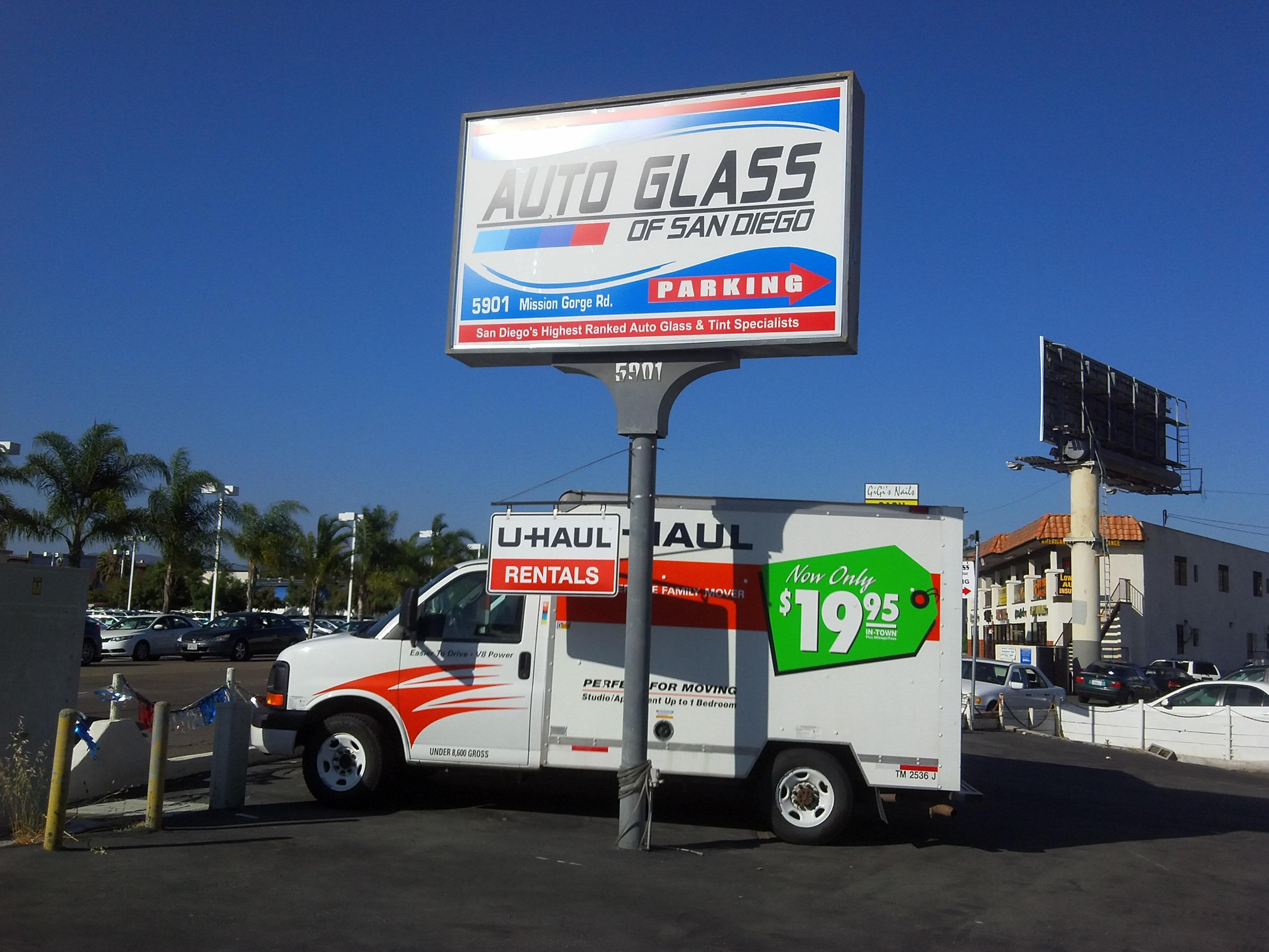 Auto Glass Of San Diego San Diego California Ca