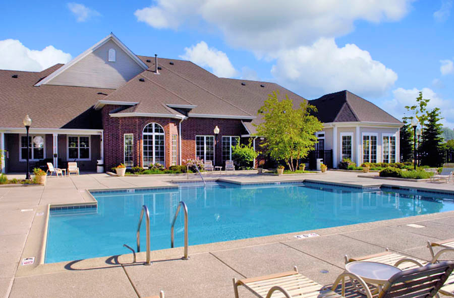 Glenmuir Luxury Apartments Naperville Il