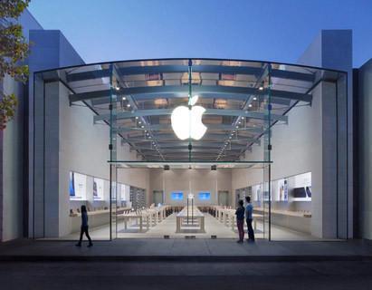 Apple Store, Palo Alto - ad image