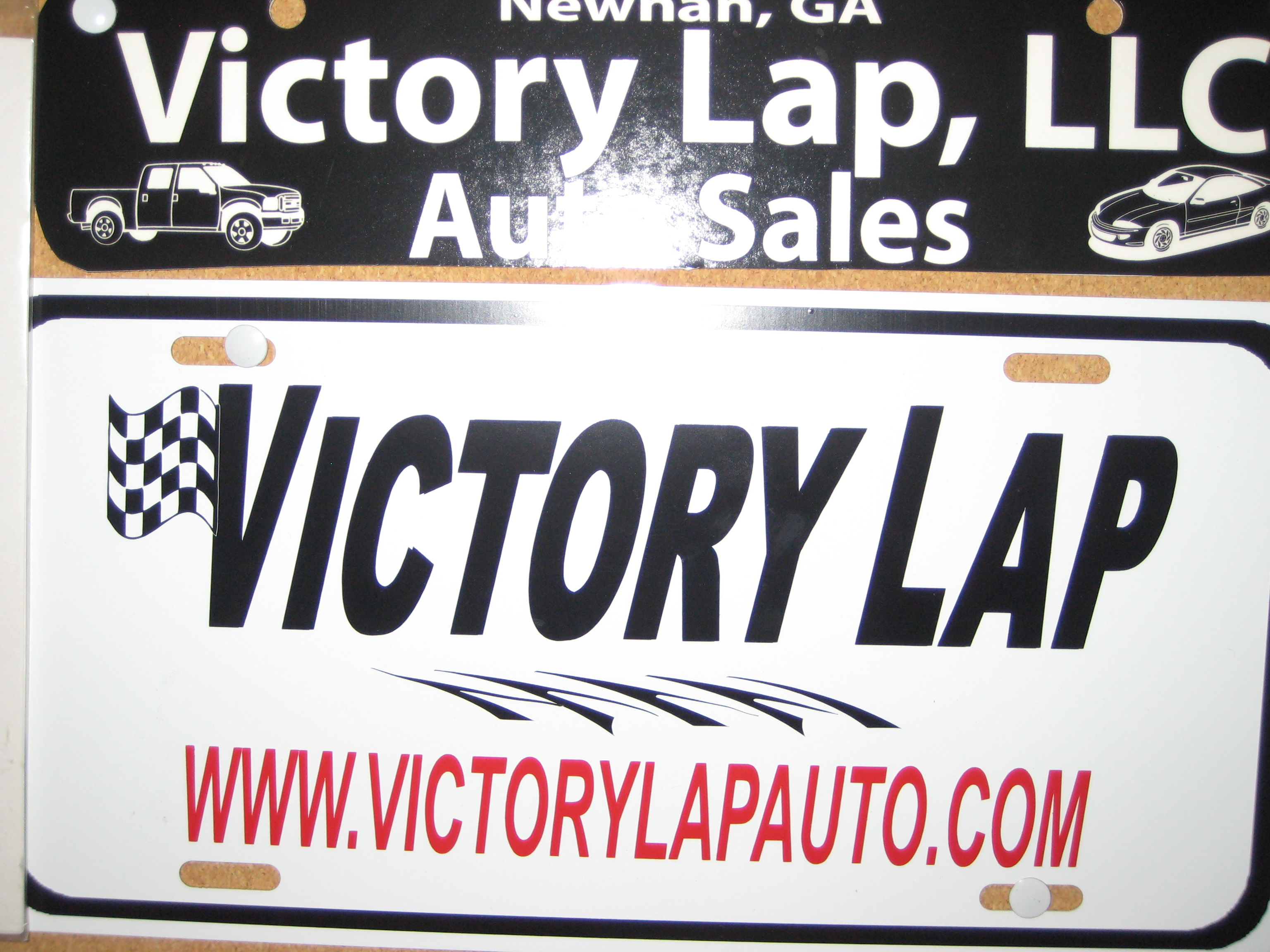 Victory Lap Auto Sales LLC