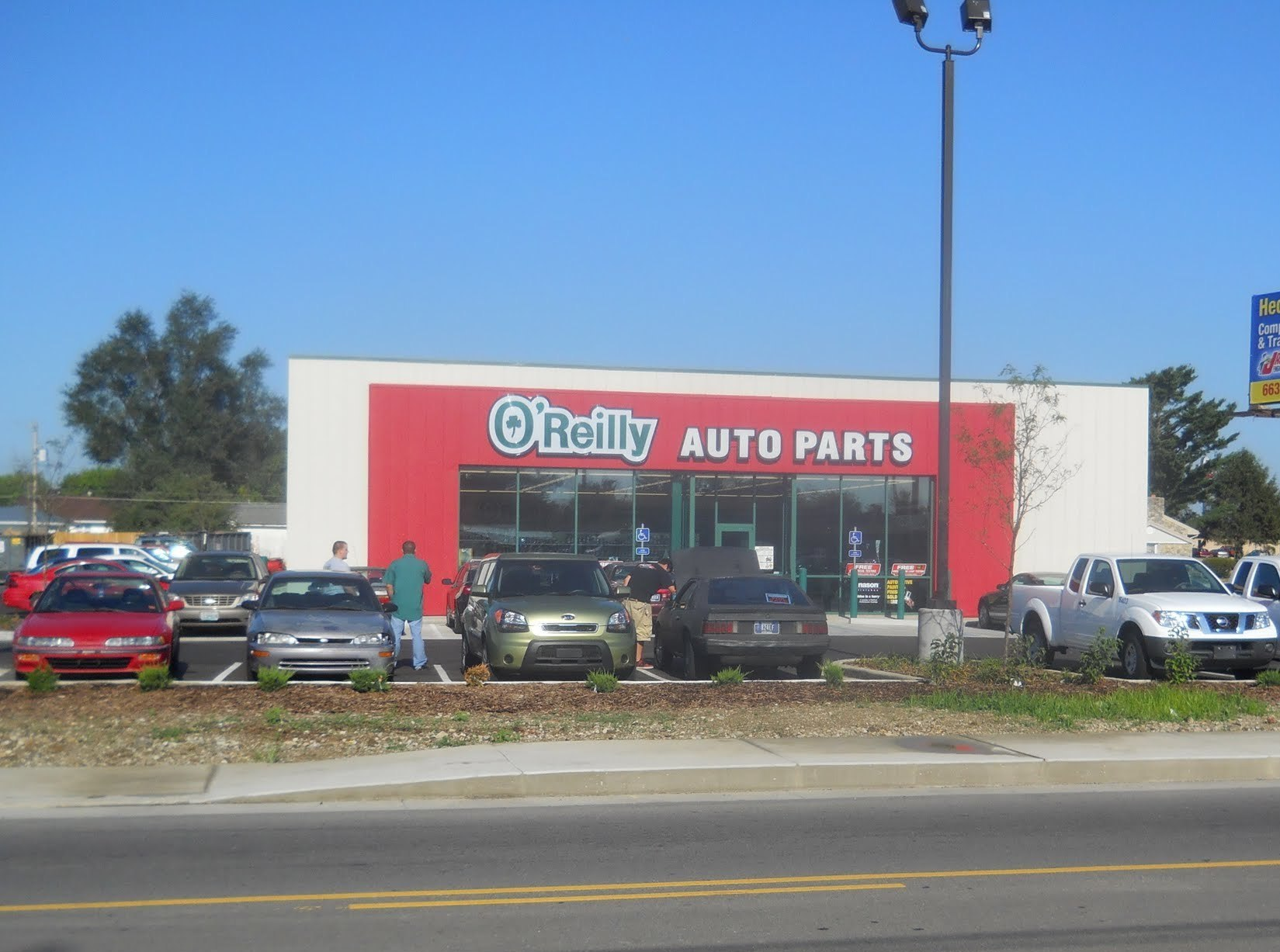 o 39 reilly auto parts in greensburg in 47240. Black Bedroom Furniture Sets. Home Design Ideas