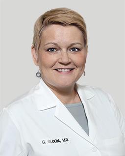 Gitte S Bloom MD