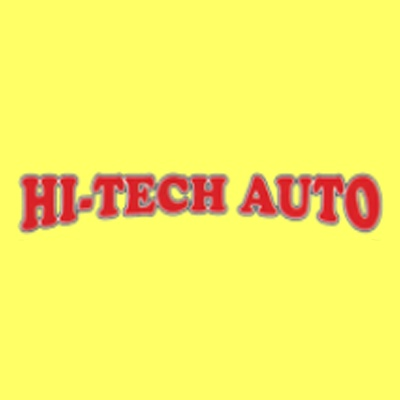 Hi-Tech Auto - Palmdale, CA - Auto Body Repair & Painting
