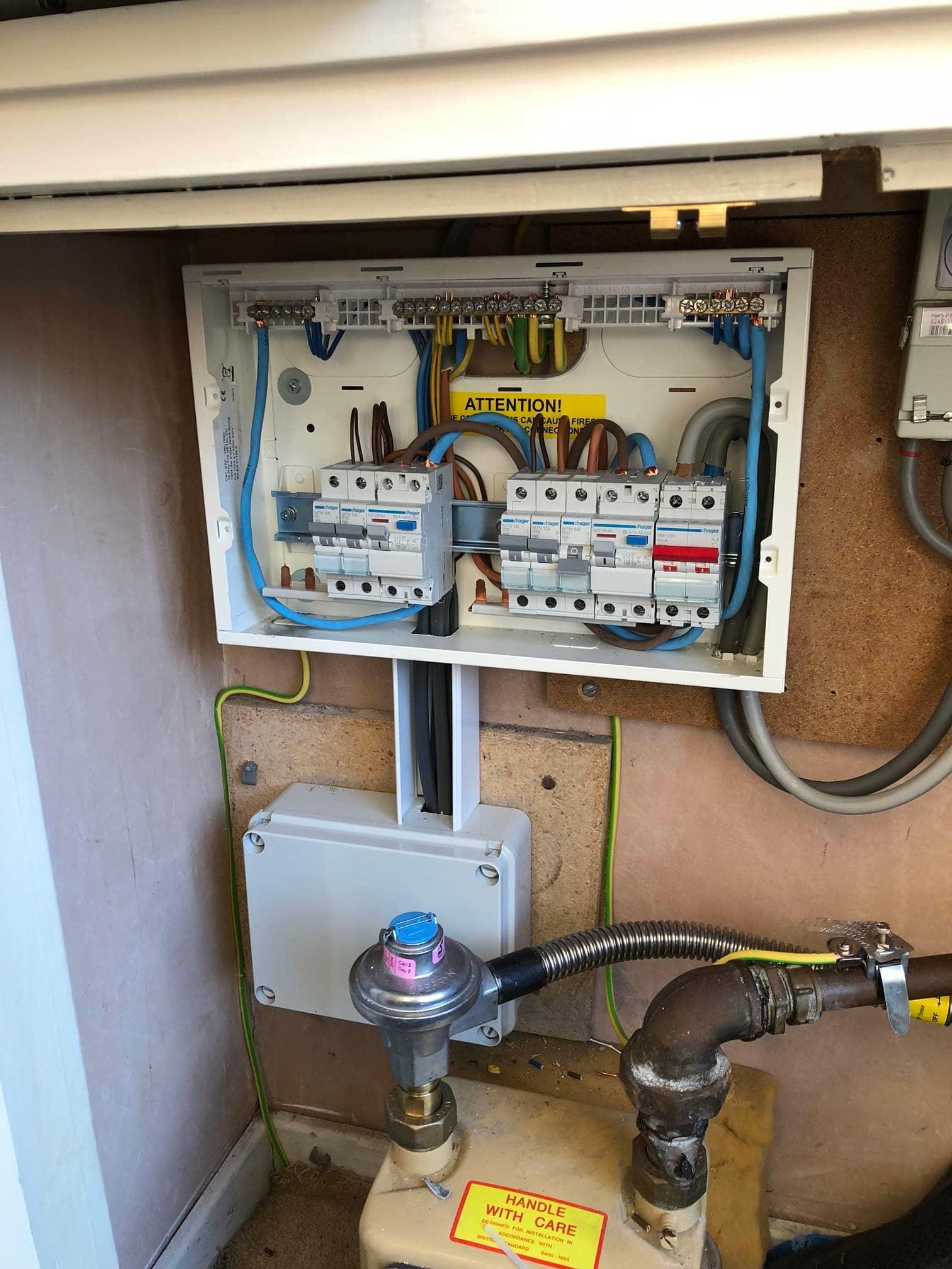 Harris Electrical & Security Ltd