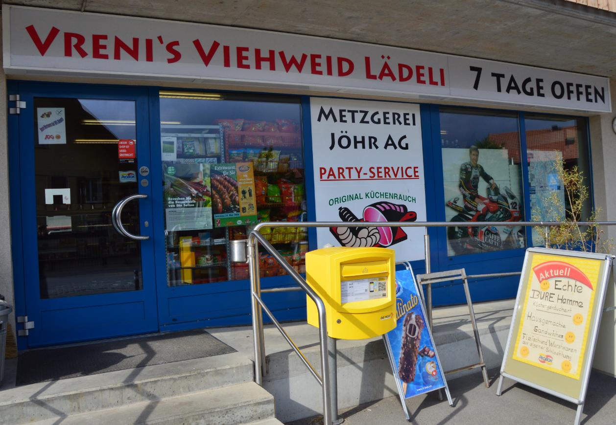 Metzgerei Jöhr AG Belp