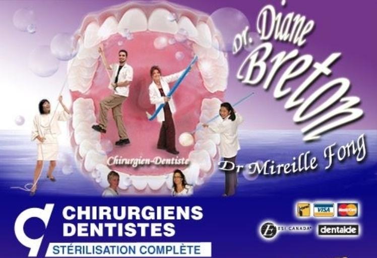 Breton Diane Dr à Saint-Laurent
