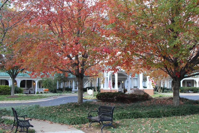 Kensington park senior living kensington maryland md for Kensington retirement home