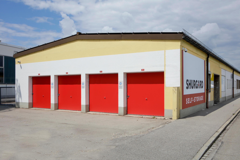 Shurgard Self Storage Landshut