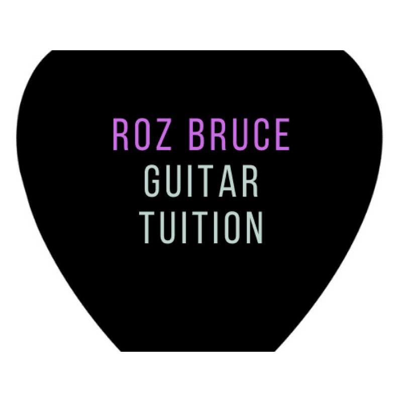 Roz Bruce Guitar Tuition - Nottingham, Nottinghamshire  - 07342 046201 | ShowMeLocal.com