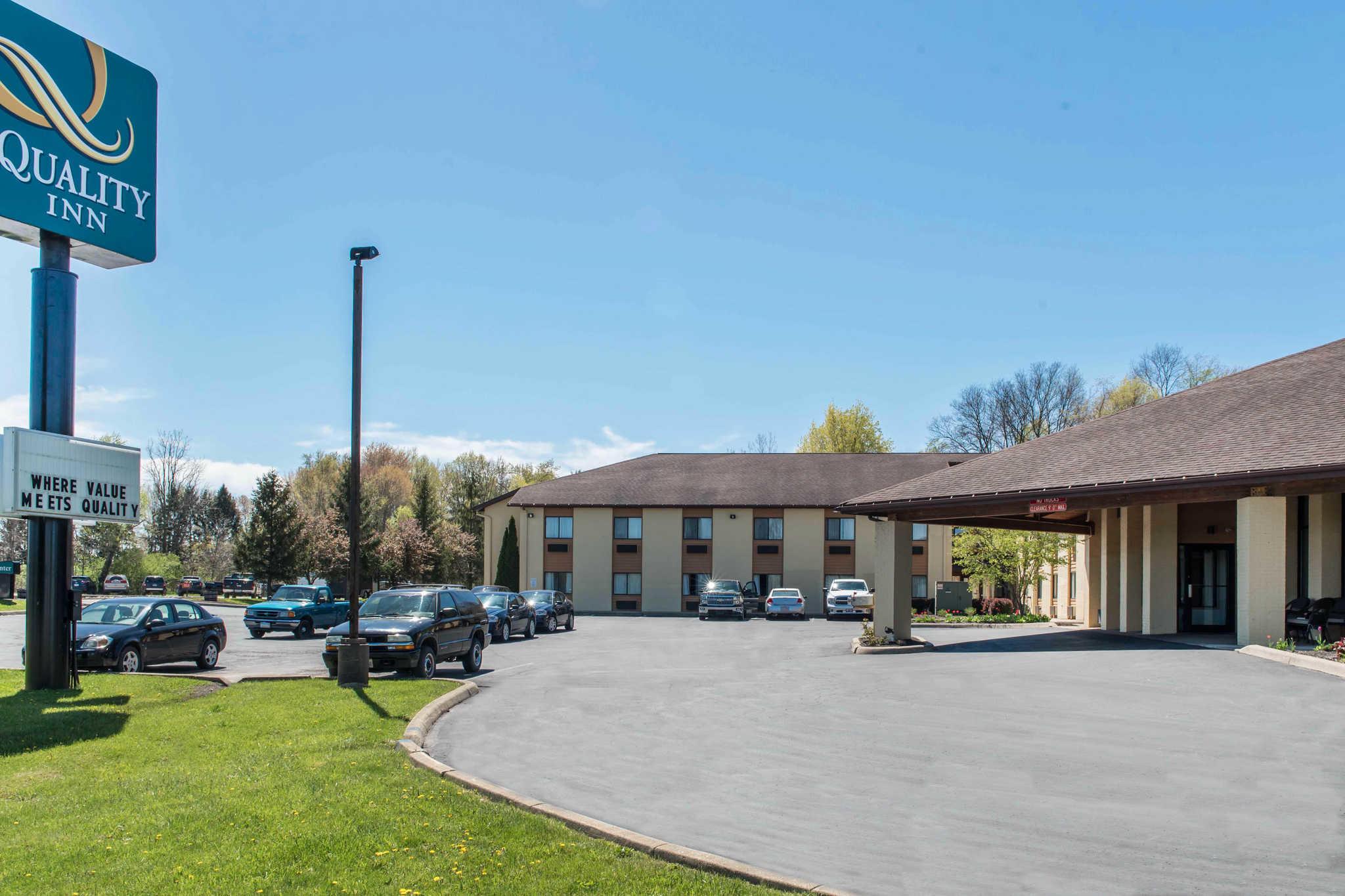 Motels Near Ashland Ohio