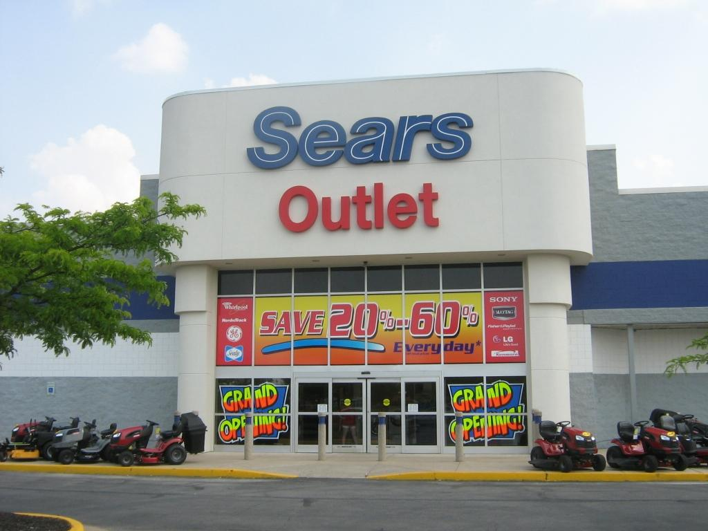 Sears Outlet 3825 Forsyth Road Winter Park Fl Major Liances Mapquest