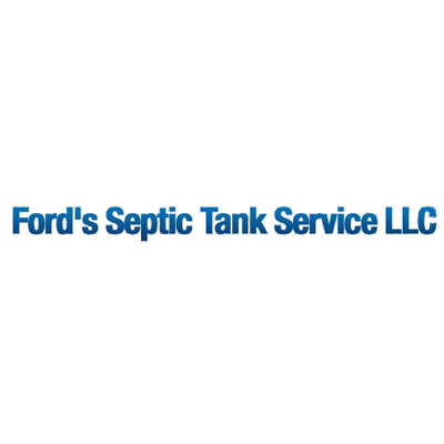 Ford's Septic Tank Service LLC
