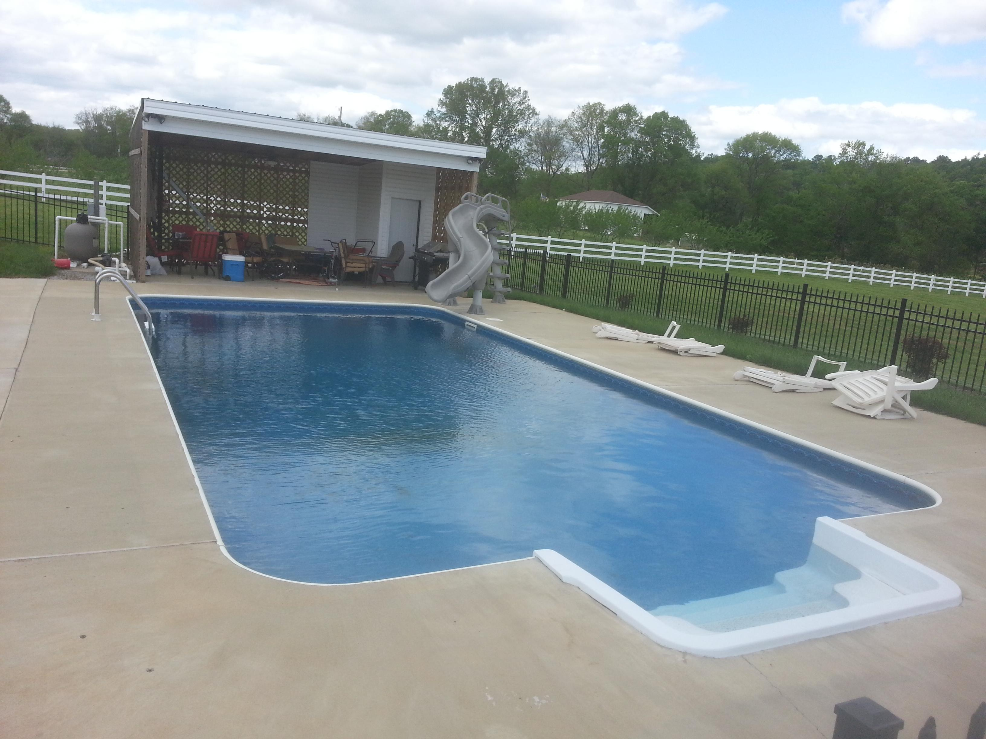 Diamond pools and spas in lawrenceburg tn swimming pool for Swimming pool dealers