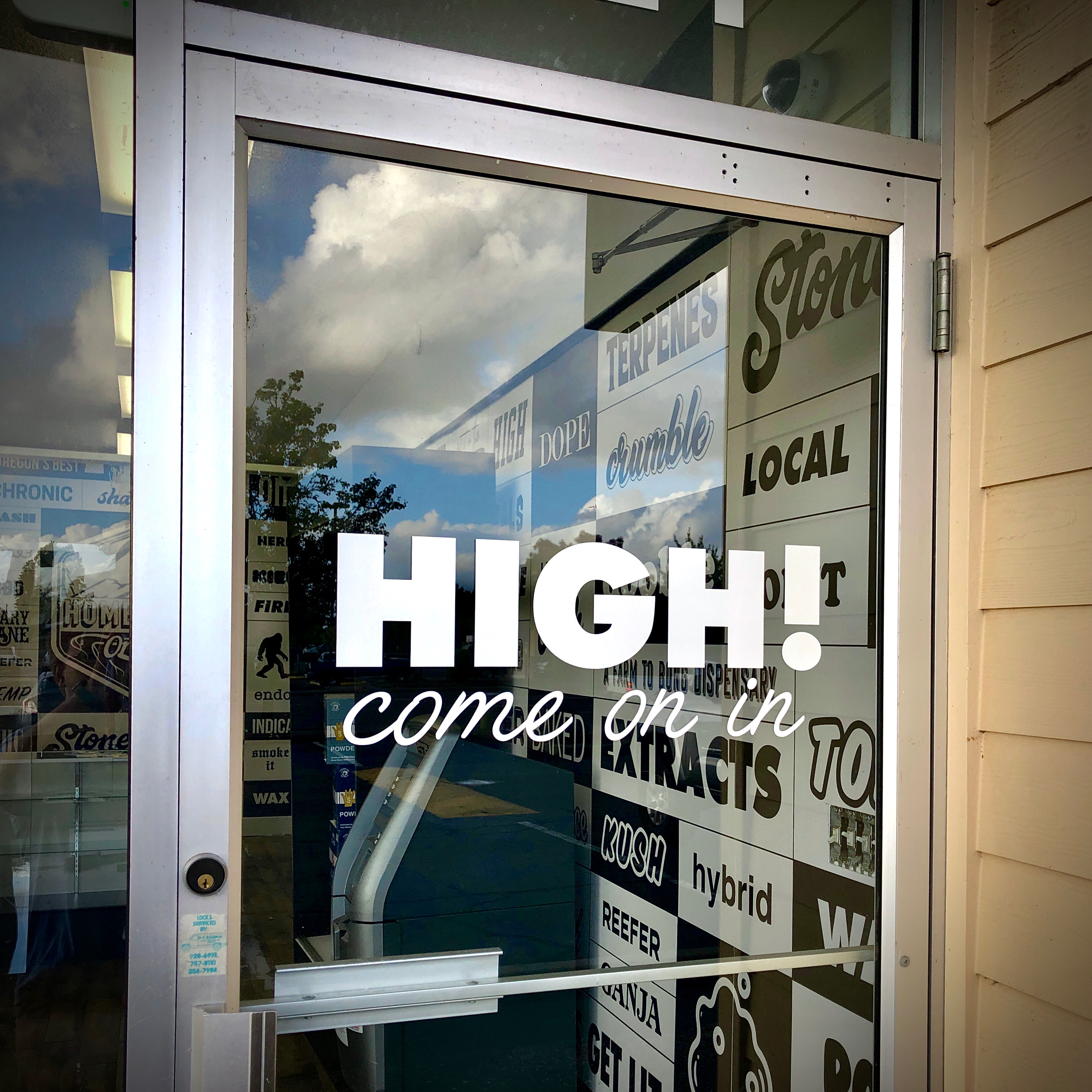 Homegrown Oregon Recreational & Medical Marijuana Dispensary Albany