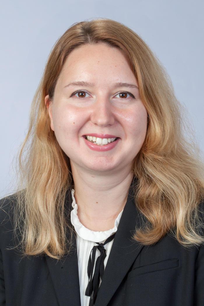 Olga Vasylyeva, MD