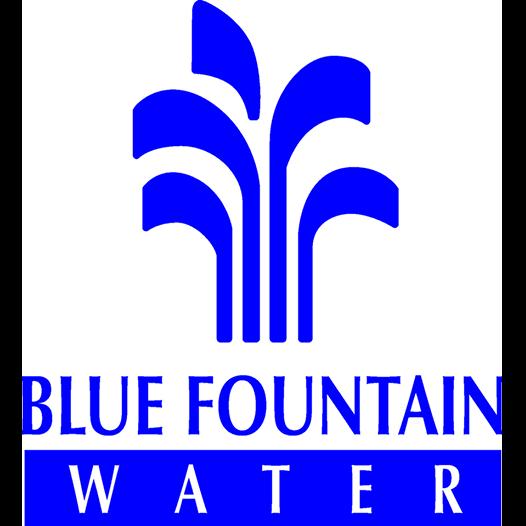 Blue Fountain Water