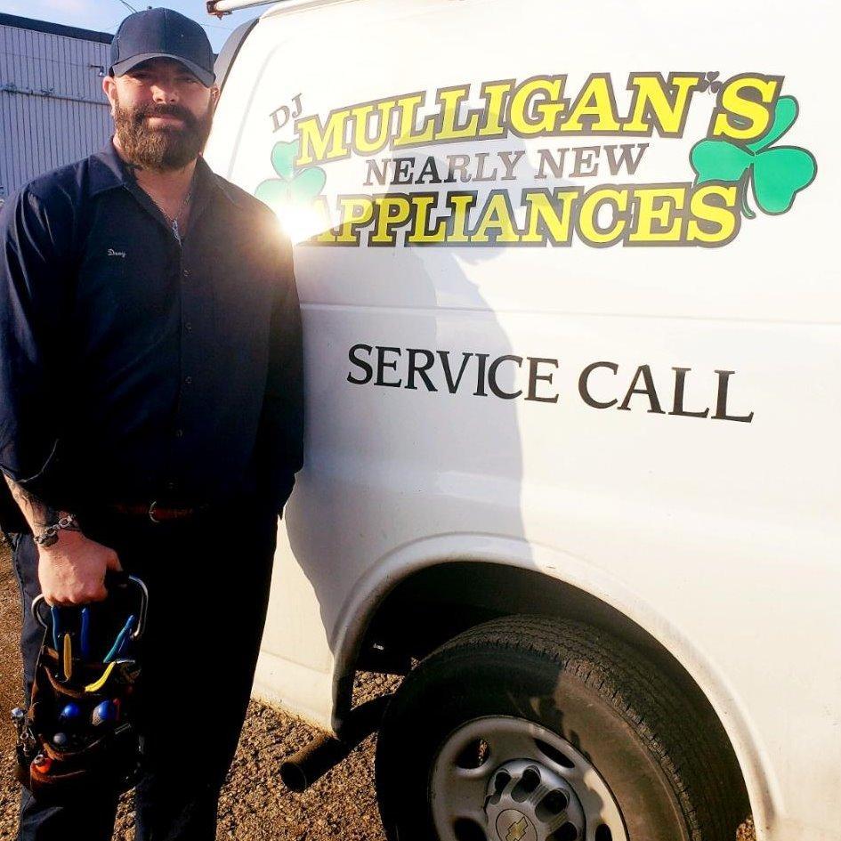 Dj Mulligans Nearly New Appliances Amp Repair In Peoria Il