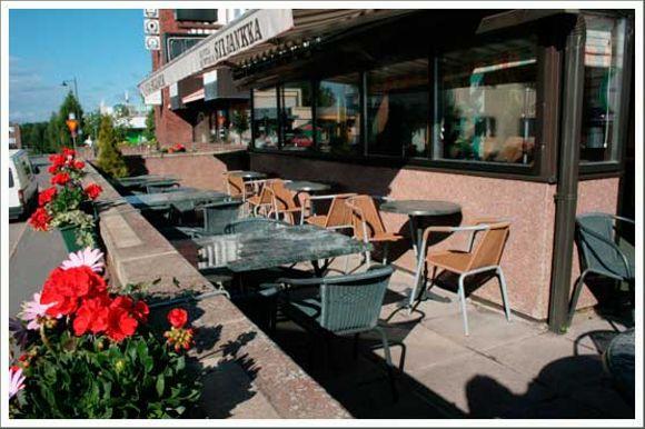 Kahvila-ravintola Siljankka