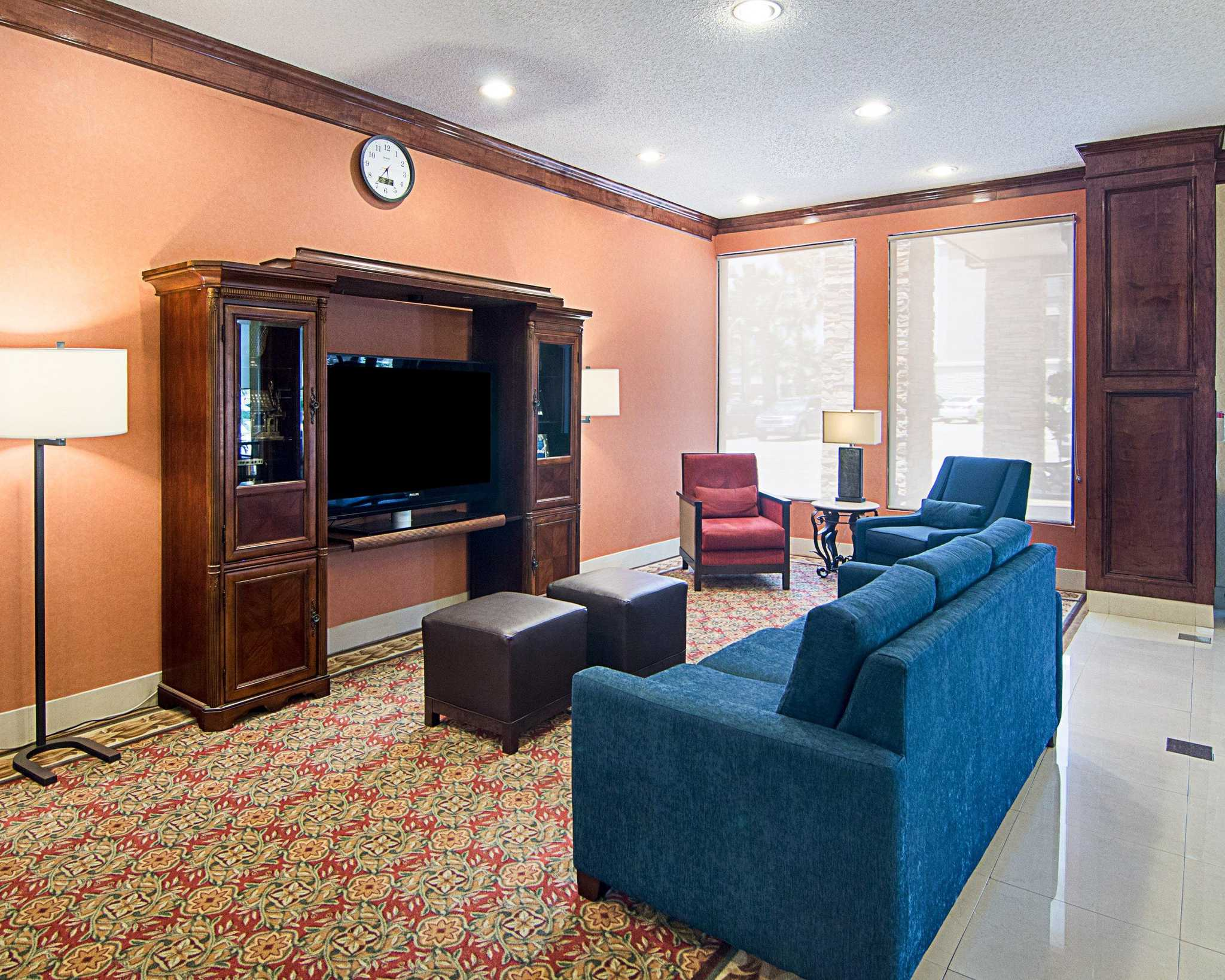 Comfort Inn Amp Suites Houston West Katy Katy Texas Tx