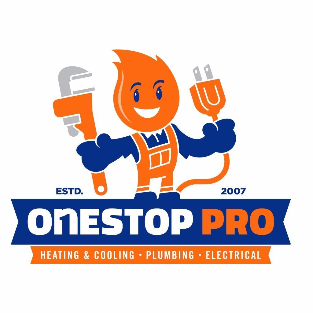 OneStop Pro Plumbing, Heating, Cooling & Electric
