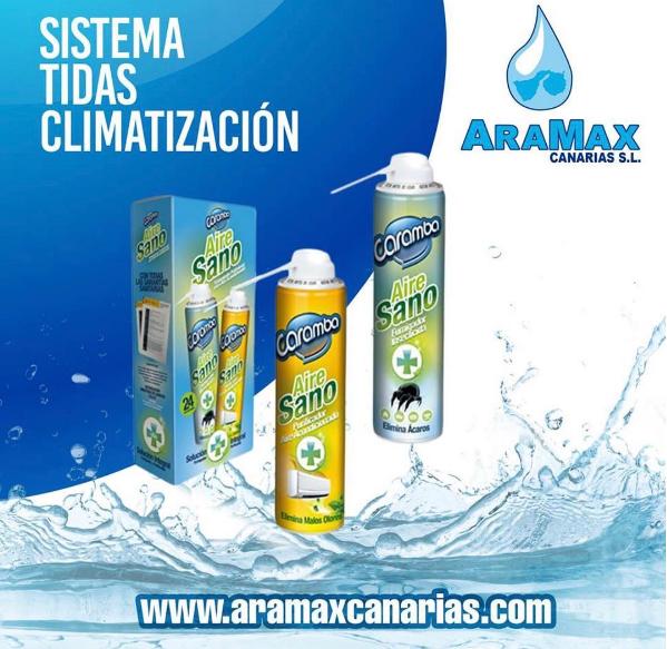 Aramax Canarias