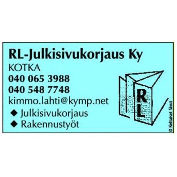 RL-Julkisivukorjaus Ky