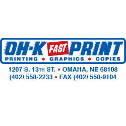 OH-K FAST PRINT - Omaha, NE - Computer & Electronic Stores