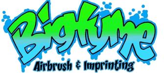 bigtyme airbrush imprinting