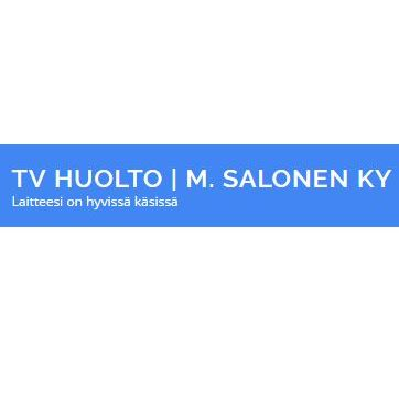 TV-Huolto M. Salonen Ky