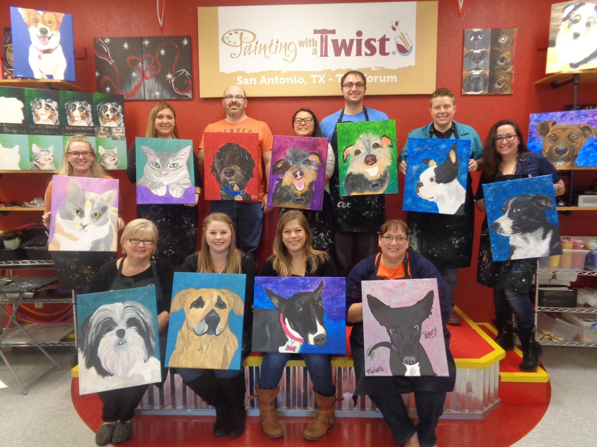 Painting with a twist coupons near me in live oak 8coupons for Painting with a twist san diego