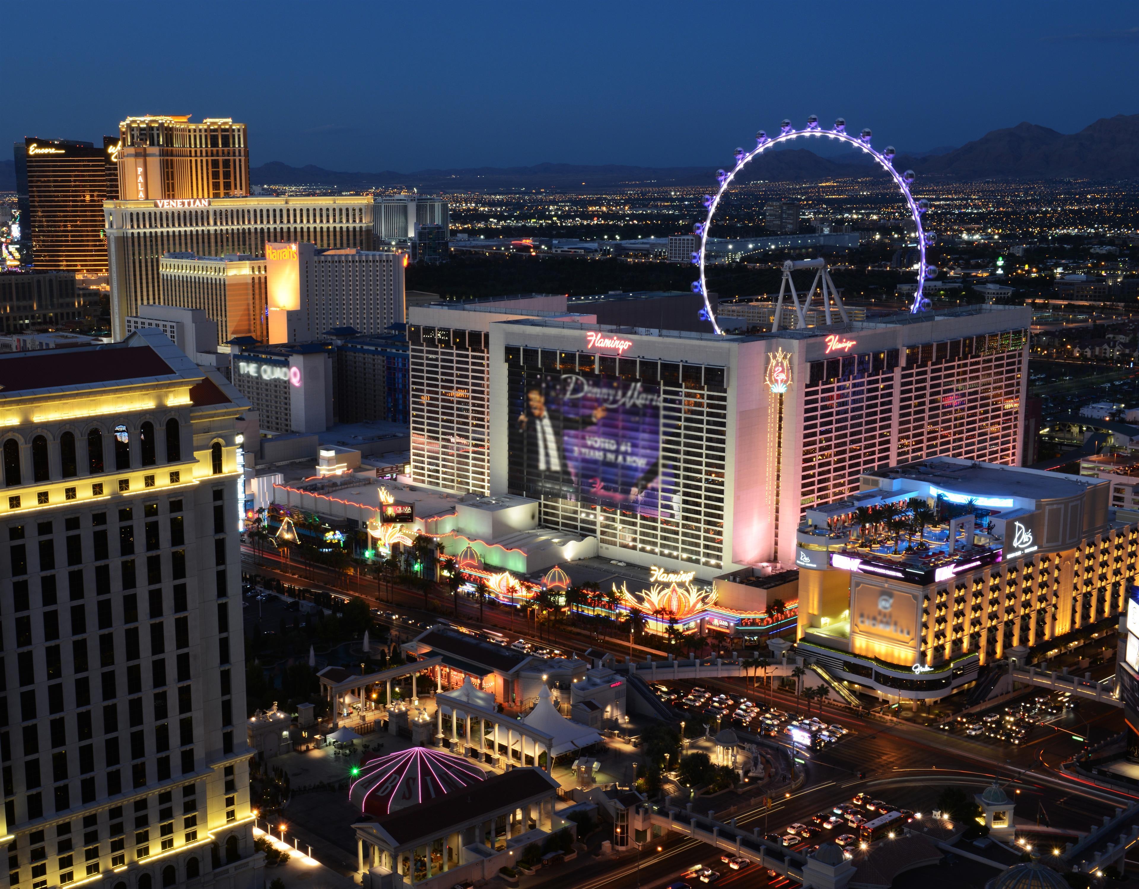 flamingo hotel and casino restaurants