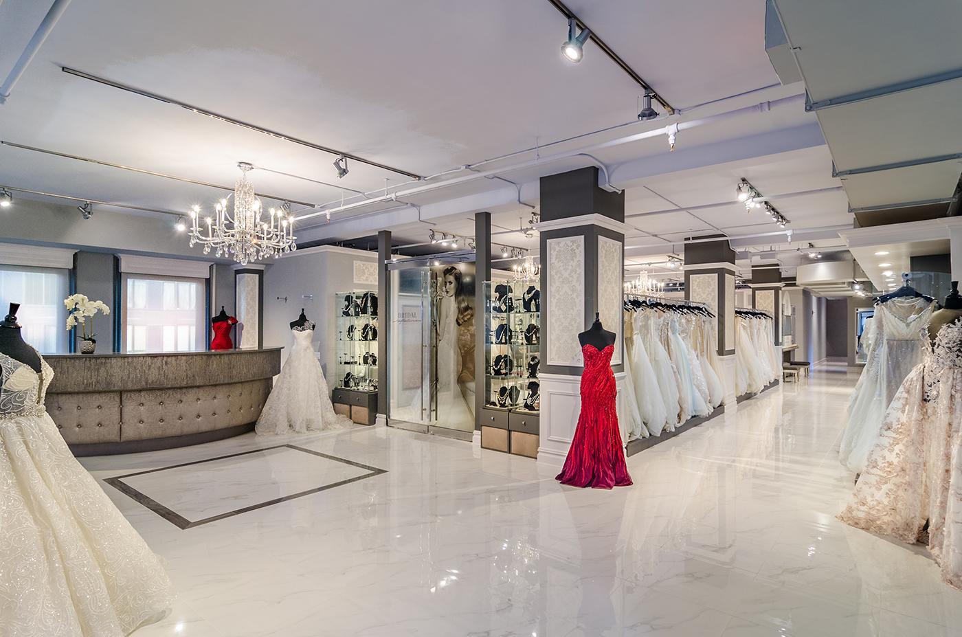 Bridal reflections new york new york ny for Wedding salon