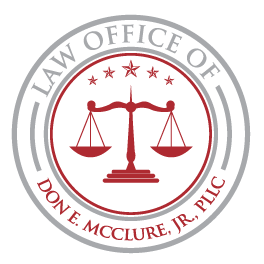 Law Office of Don E. McClure, Jr., PLLC Firm - Houston, TX - Attorneys