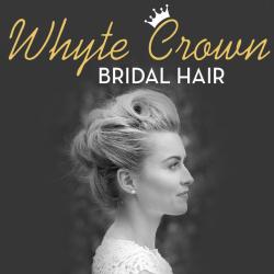 Whyte Crown Bridal Hair