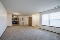 Large Living Area in Apartment