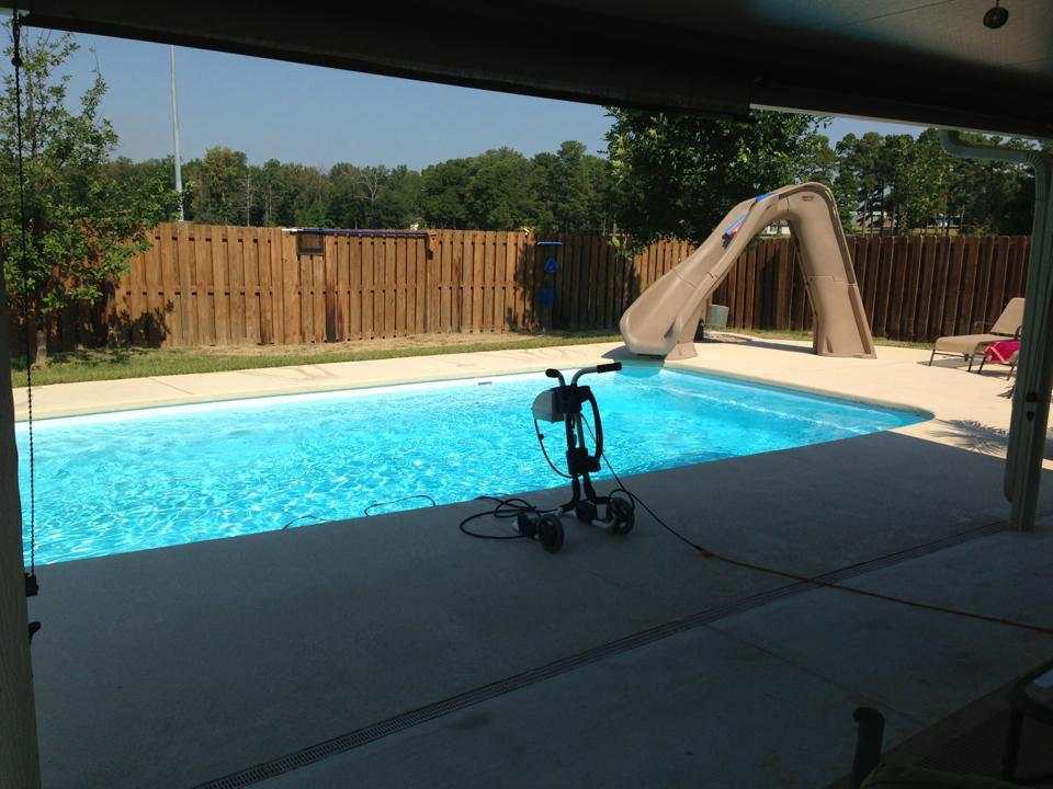 Wilhite pool builders texarkana arkansas ar for Local pool contractors