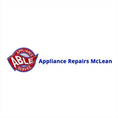 Appliance Repairs McLean