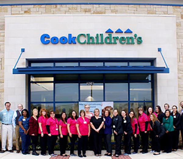 Cook Children's Pediatric Specialties Denton