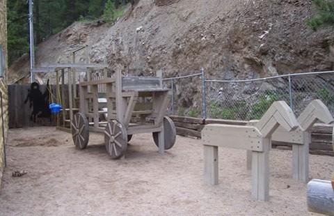 Deadwood black hills koa in deadwood sd 57732 for Cabins near deadwood sd