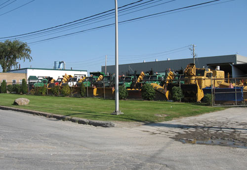 Landcare Indépendant Inc. à Pointe-Claire