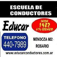 EDUCAR - ESCUELA DE CONDUCTORES