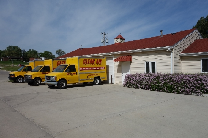 Air Duct Cleaning Service in IA Polk City 50226 Clean Air Systems 201 Bluff St  (515)984-6690