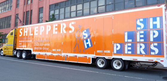 Shleppers Moving Amp Storage Bronx New York Ny