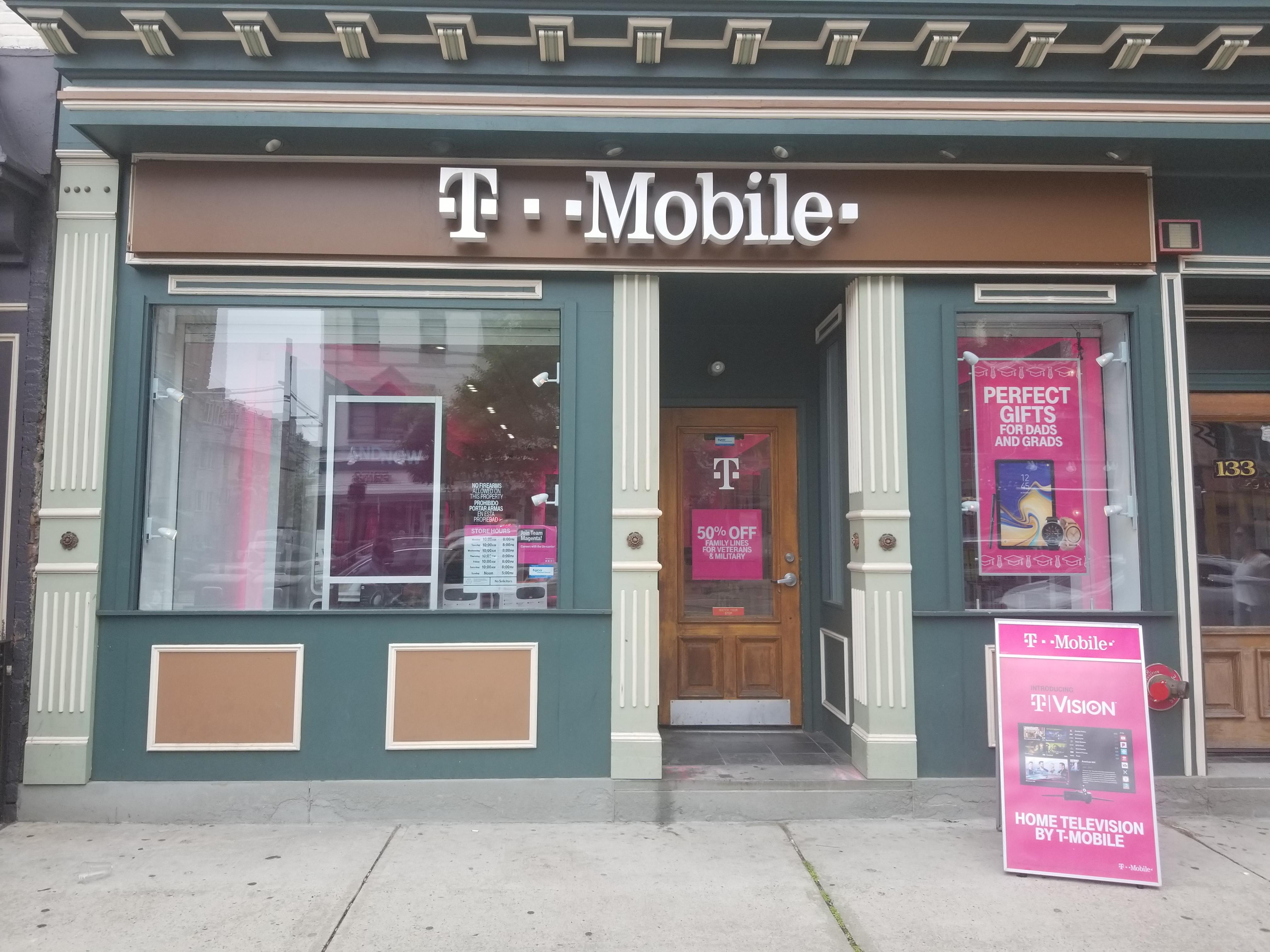 T-Mobile Hoboken (201)610-9512