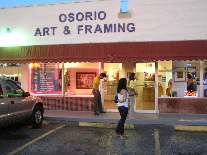 Osorio Art Amp Framing North Miami Beach Florida Fl