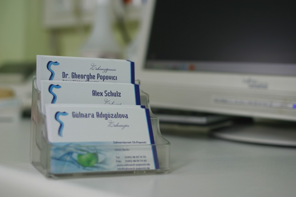 Zahnarztpraxis Dr. Gheorghe Popovici
