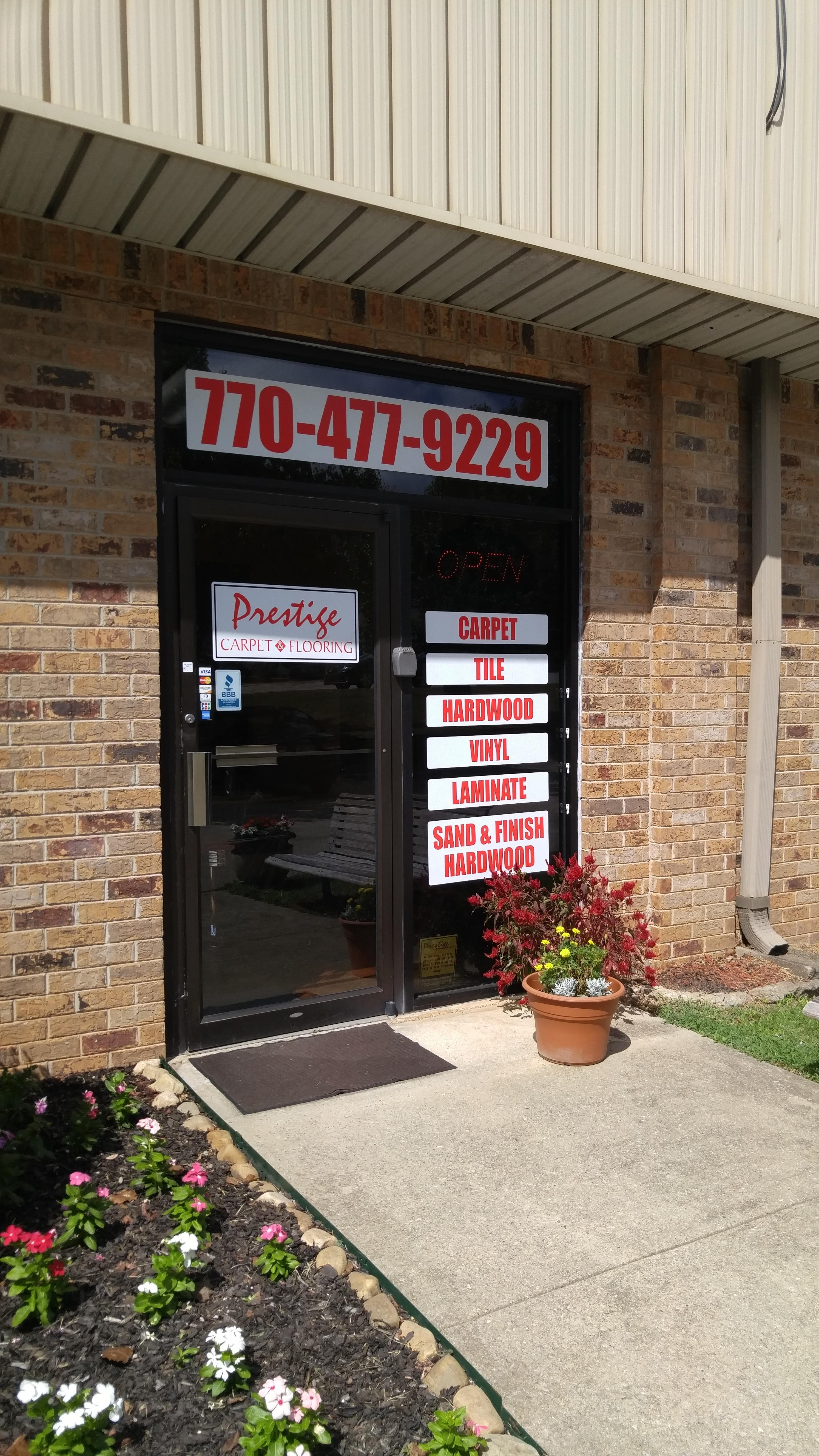 Prestige Carpet & Flooring Jonesboro (770)477-9229
