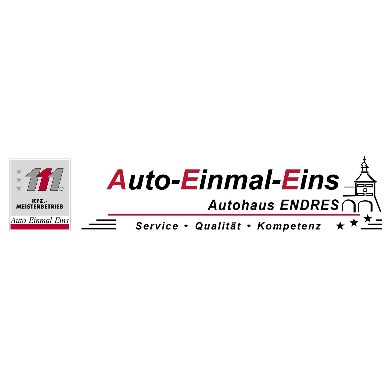 Bild zu Auto-Einmal-Eins GmbH - Autohaus Endres in Allersberg
