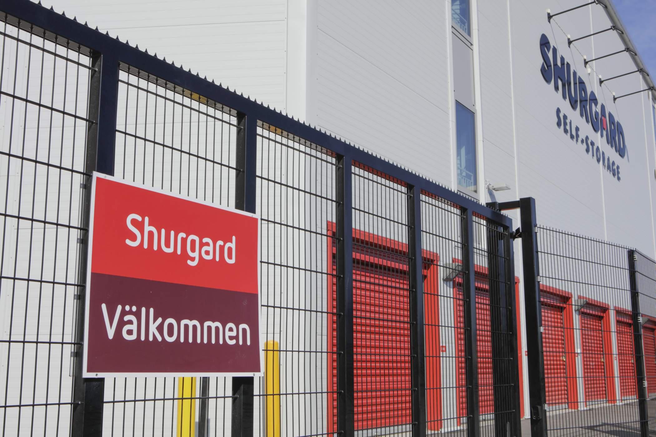 Shurgard Self-Storage Vällingby - Bromma